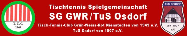 SG TTC GWR Nienstedten – TuS OSDORF